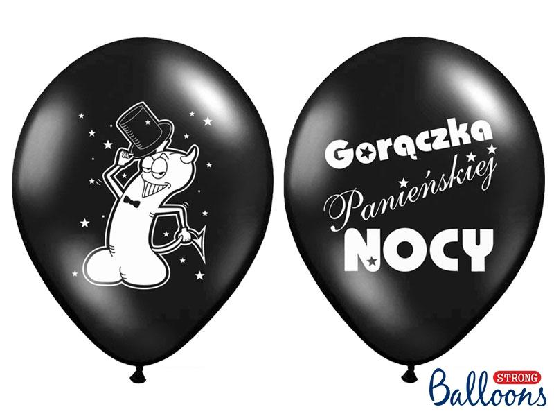 """Balony na panieński """"Gorączka Panieńskiej Nocy"""" / SB14P-241-010/6"""