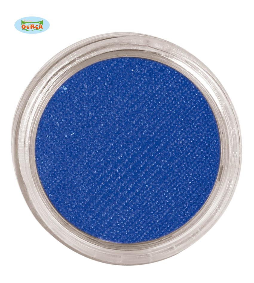 Niebieski cień do oczu