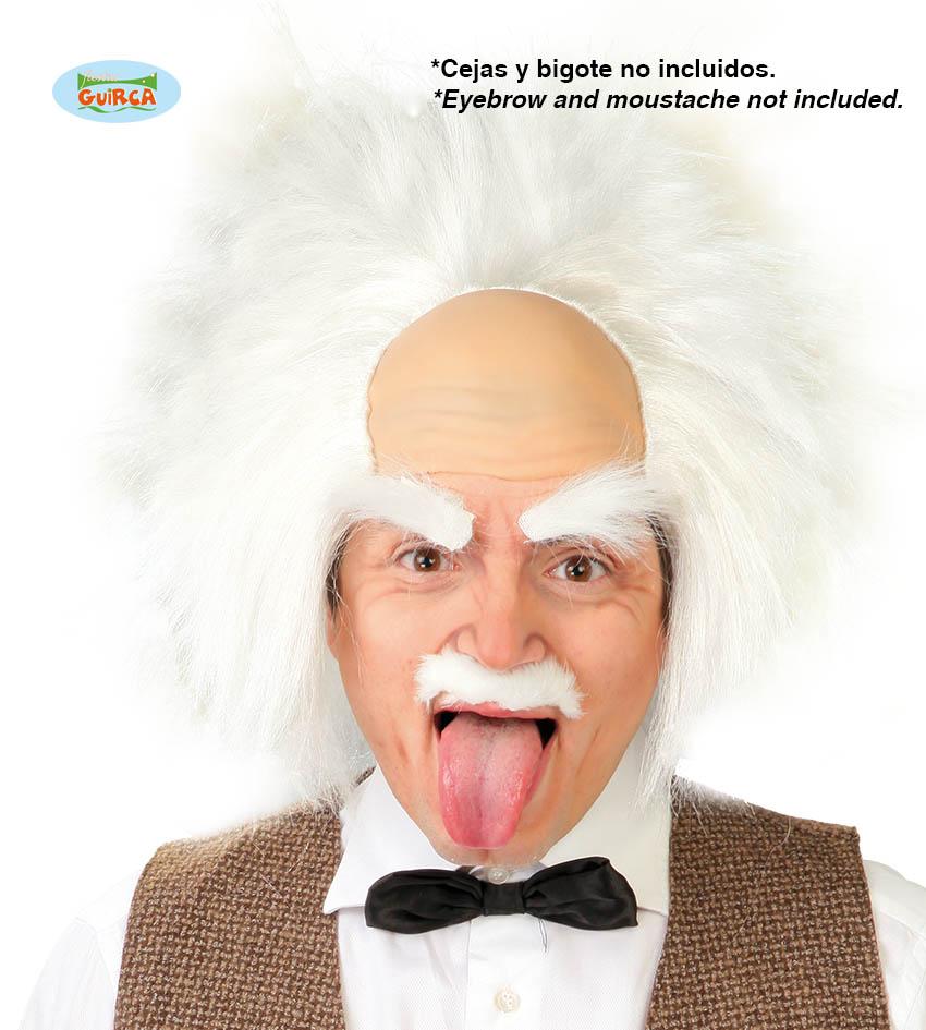 """Męska peruka """"Szalony Einstein"""""""