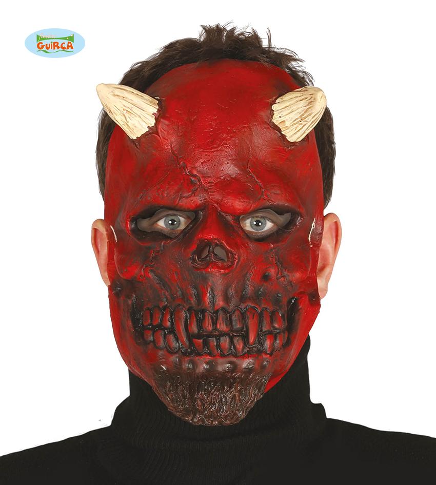 "Maska na Halloween ""Demon"""