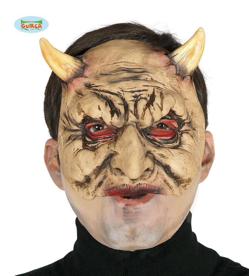 """Maska na Halloween """"Szatan"""""""