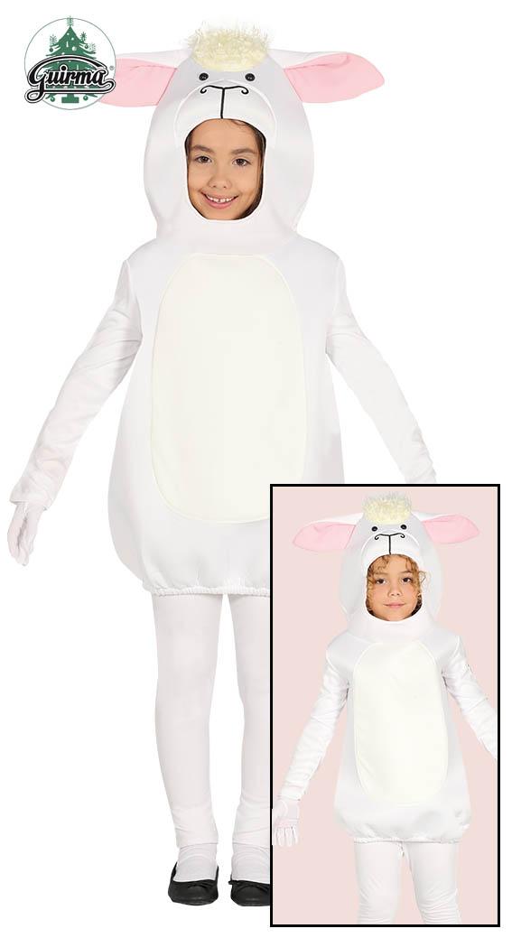 Strój dziecięcy Owca. 7-9 lat