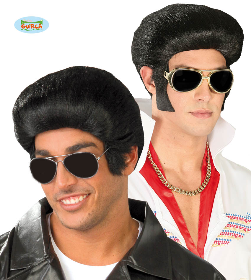 """Męska peruka """"Elvis"""" / 4855"""