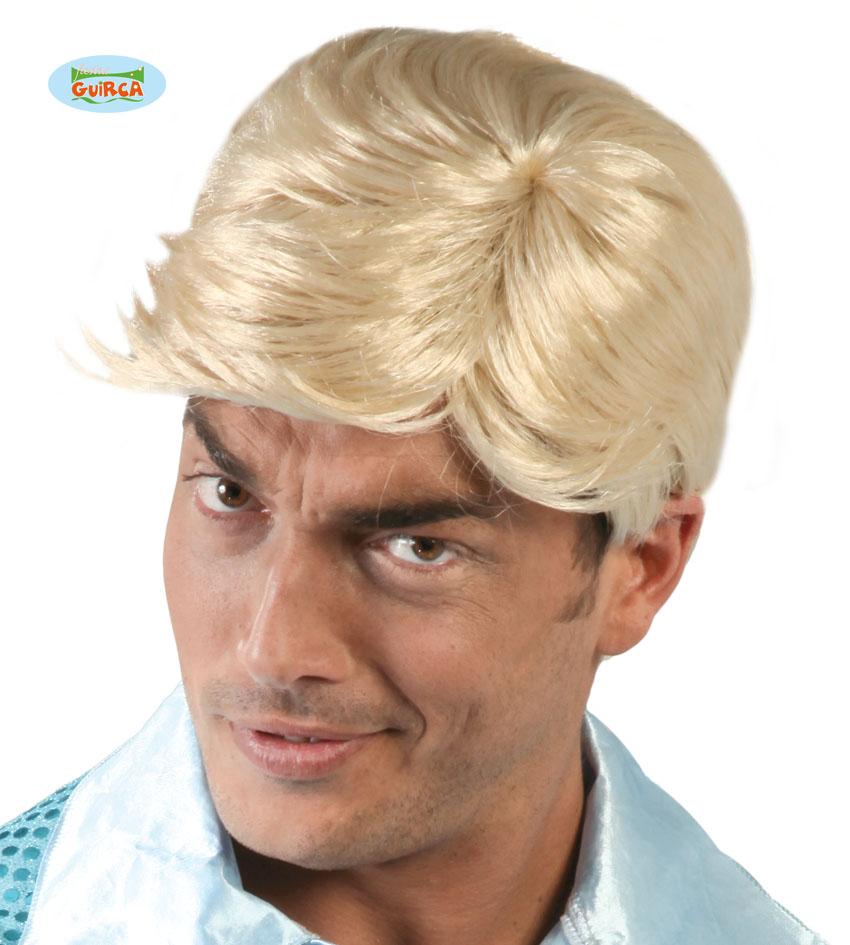 """Męska peruka """"Blond macho"""" / 4887"""