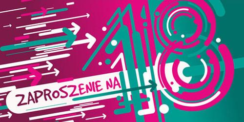 Zaproszenia na 18 urodziny / ArtN ZO-11