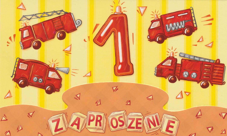 Zaproszenia na Roczek / MK-Z 234