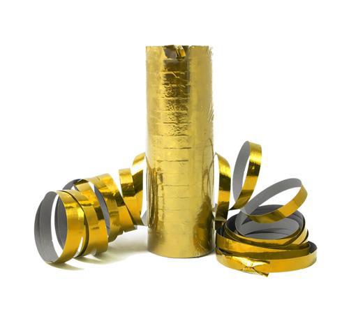 Serpentyna holograficzna złota / SH24ZL-VT
