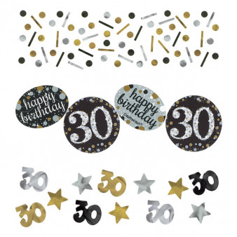 "Konfetti ""30 urodziny"" Sparkling Celebration"