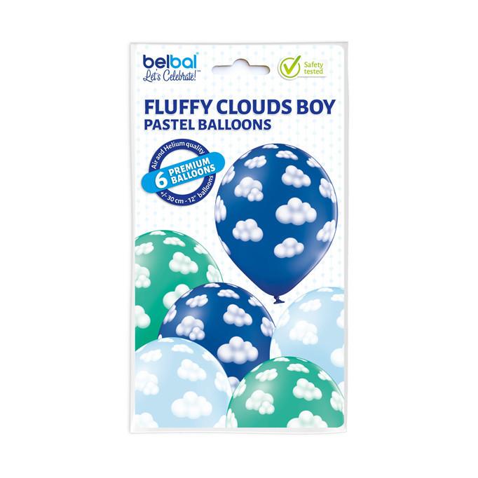 "Balony lateksowe ""Chmurki"" / 5000256"