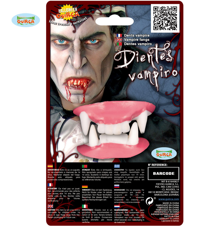 Zęby wampira