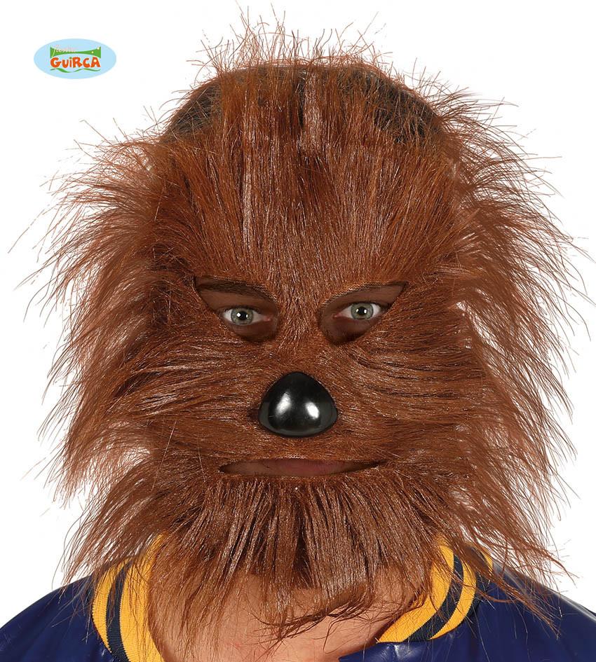 "Maska futrzana Chewbacca ""Star Wars"""