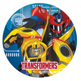"""Talerzyki """"Transformers"""", 23 cm"""