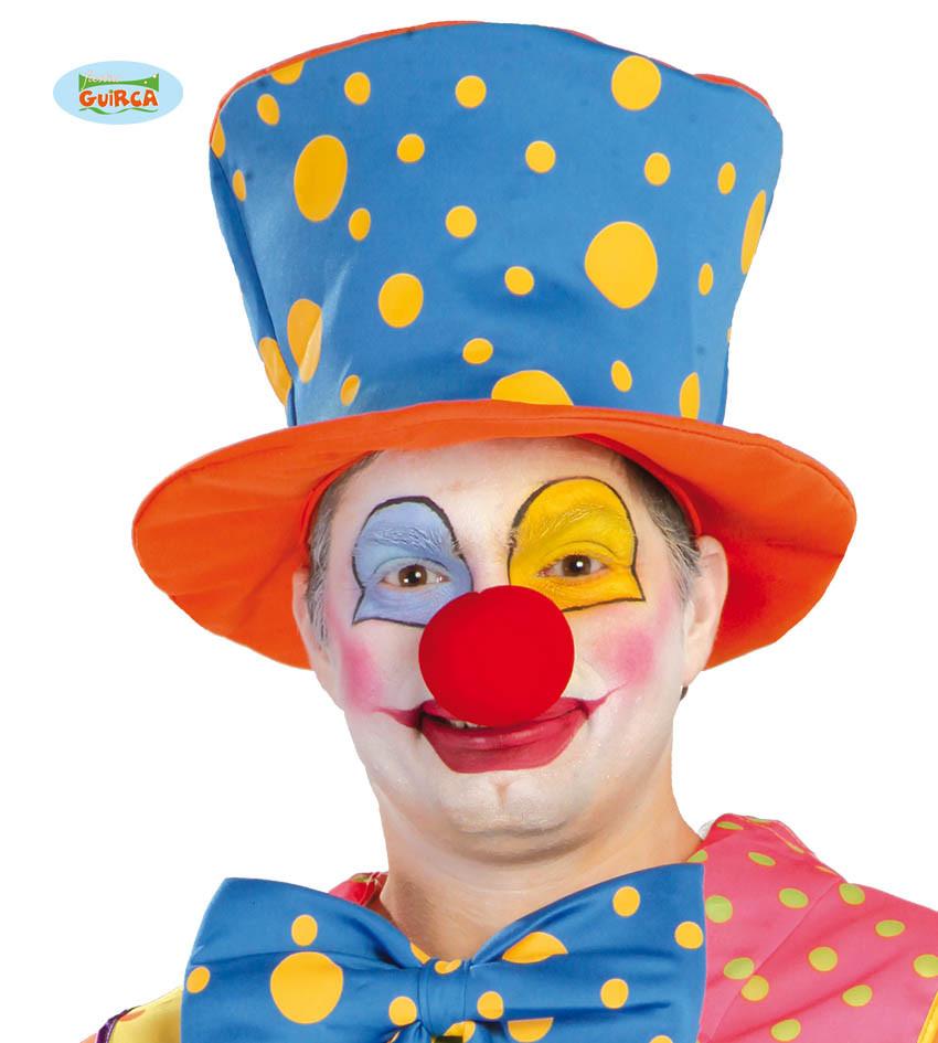 """Kapelusz """"Clown"""""""