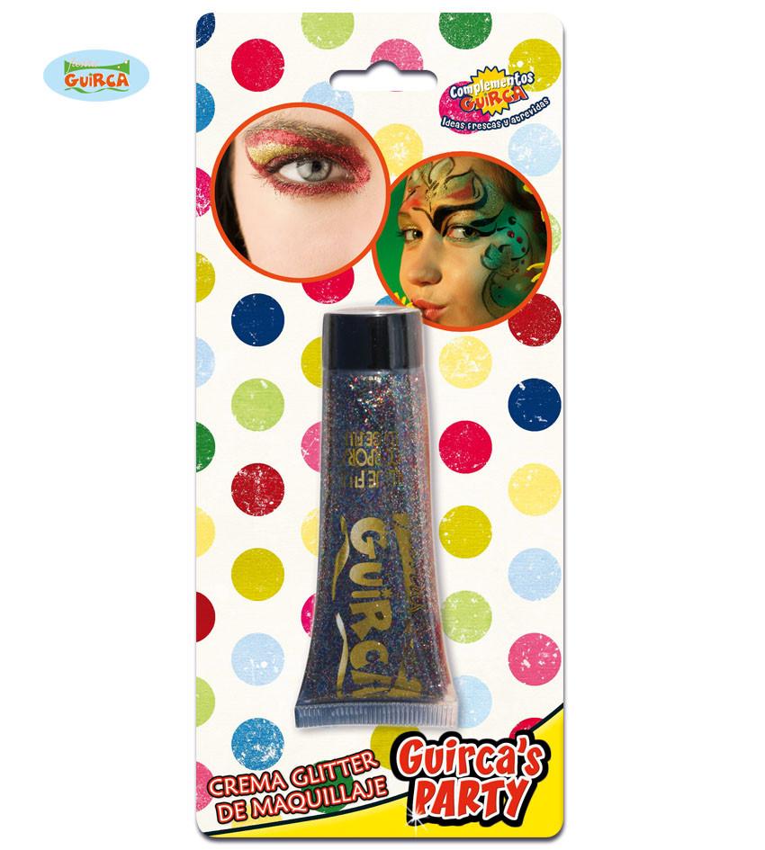 Brokat w kremie do makijażu, multikolor / 20 ml