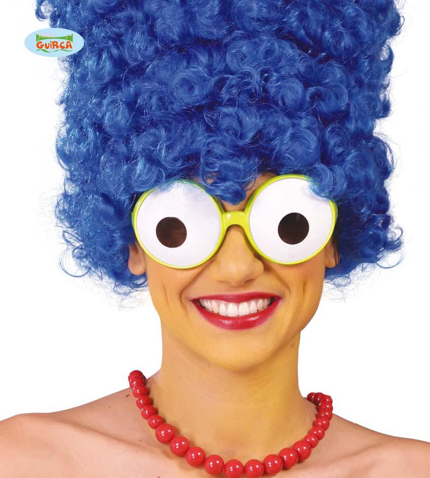 Okulary śmieszne oczy
