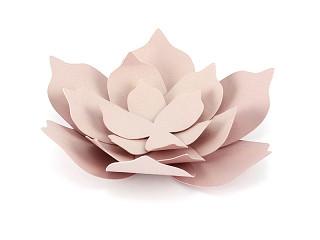 """Dekoracje papierowe """"Różowe Kwiaty"""" / KWDP2-081P"""