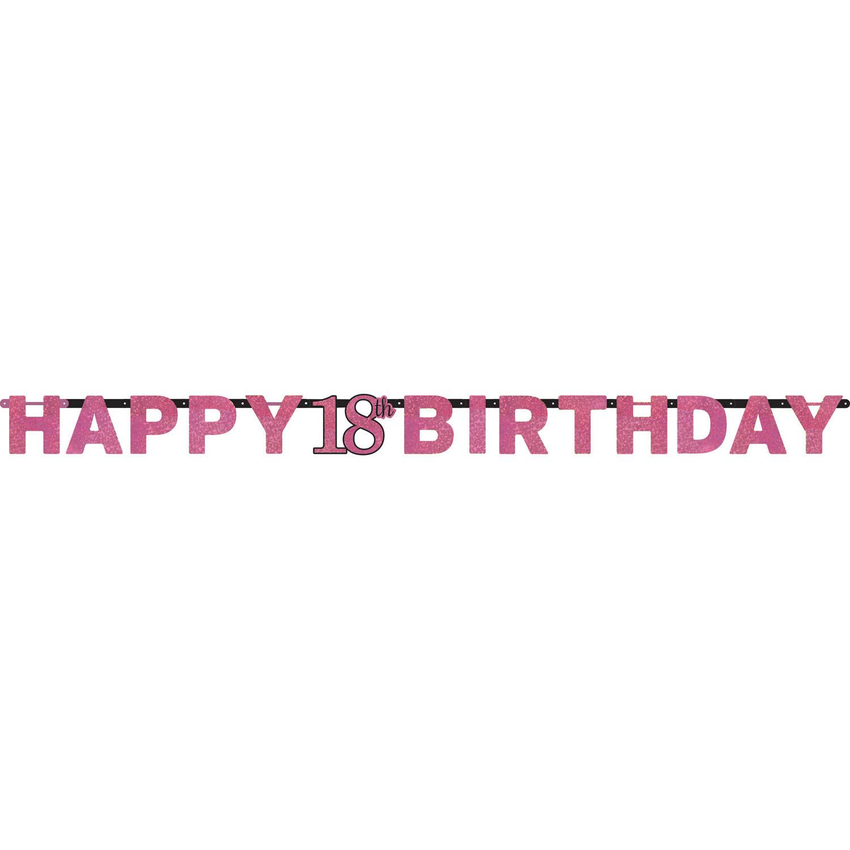 Girlanda flagietki na 30 urodziny / 9900576