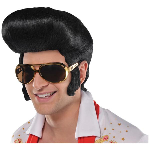 """Męska peruka """"Król Rock and Roll"""""""