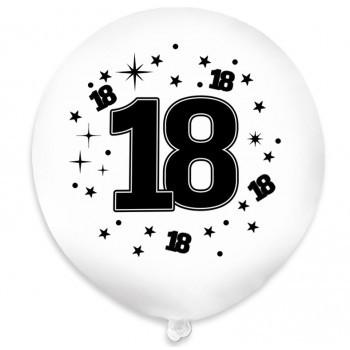 Balony na 18 urodziny / BAL11