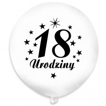 Balony na 18 urodziny / BAL14