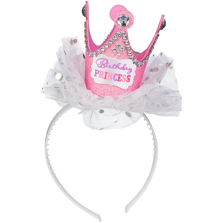 "Opaska korona ""Birthday Princess"""