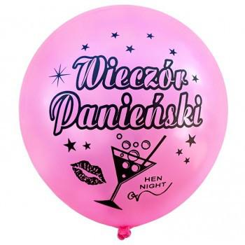 """Balony na panieński """"Wieczór Panieński"""" / BAL16"""