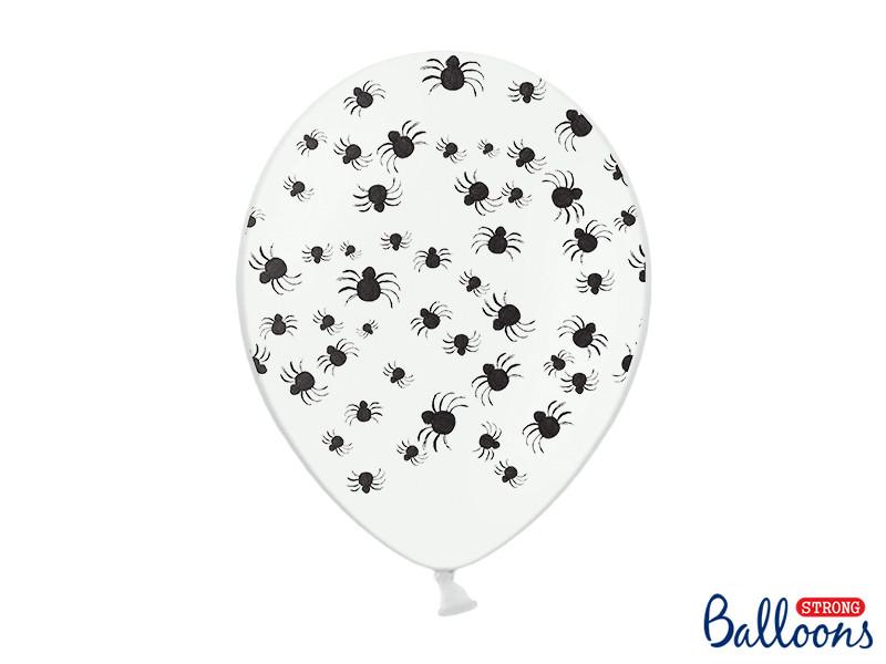 "Balony na Halloween ""Pająk"" / SB14P-279-099-6"