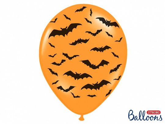"""Balony na Halloween """"Nietoperz"""" / SB14P-130-005-6"""