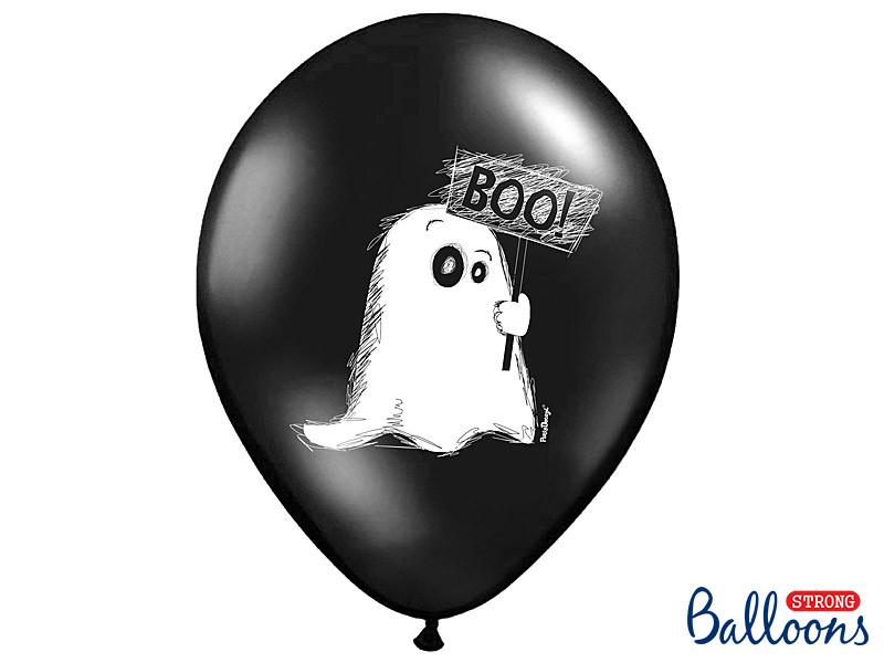 "Balony na Halloween ""Duch"" / SB14P-122-010-6"