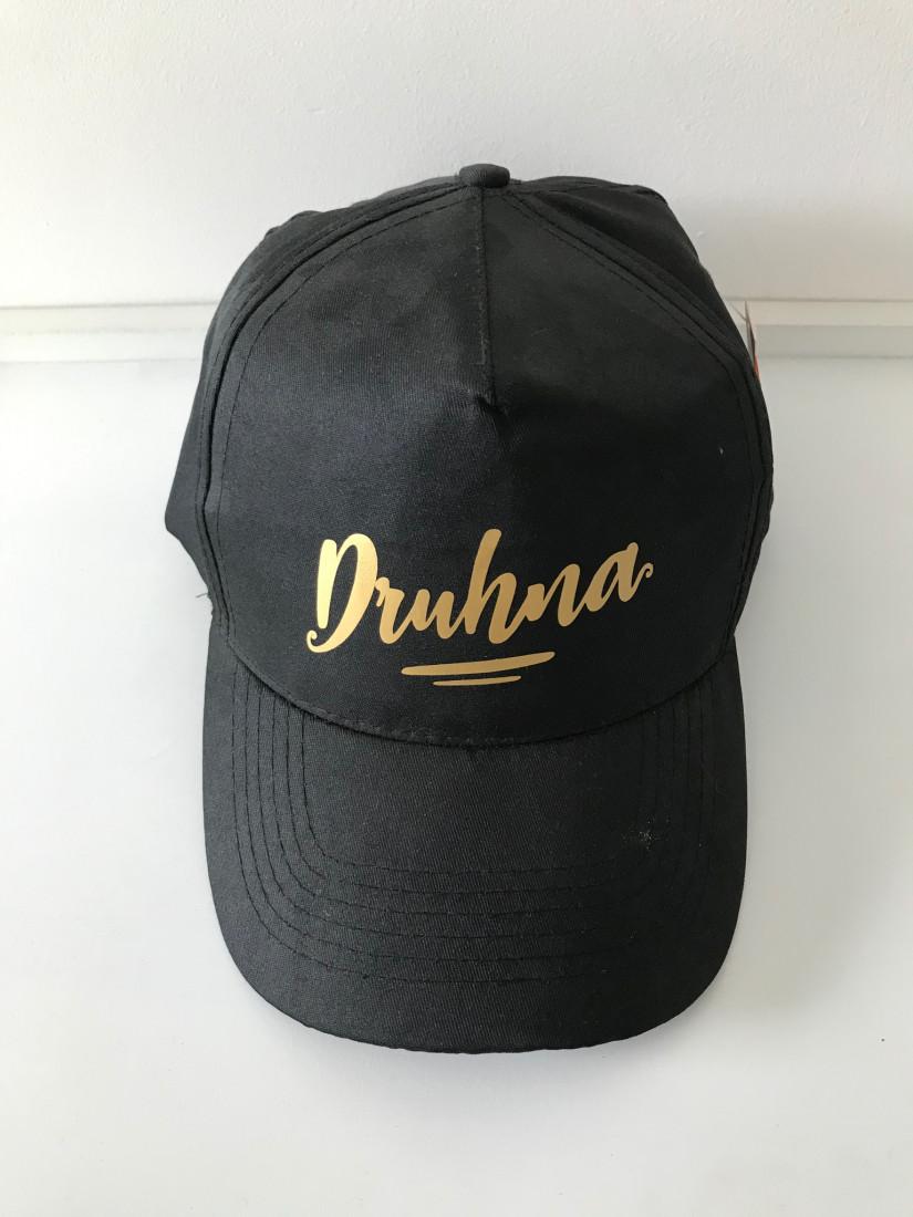 """Czapeczka z daszkiem """"Druhna"""""""