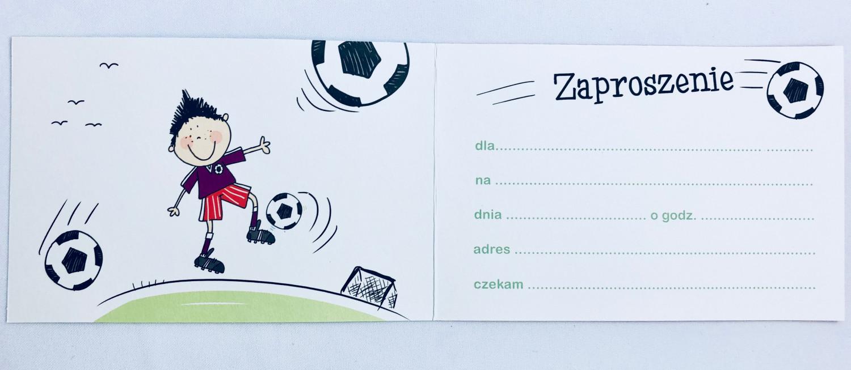 Zaproszenia na urodziny dziecka dla chłopca / Z.C6-609