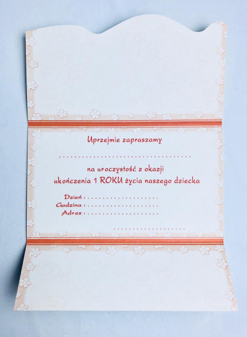 Zaproszenia na Roczek / MK-Z 231