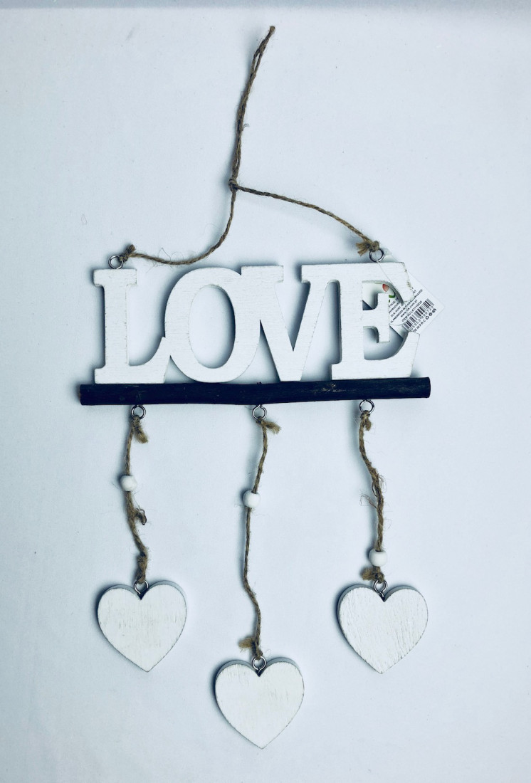 Girlanda z love / LK1710030
