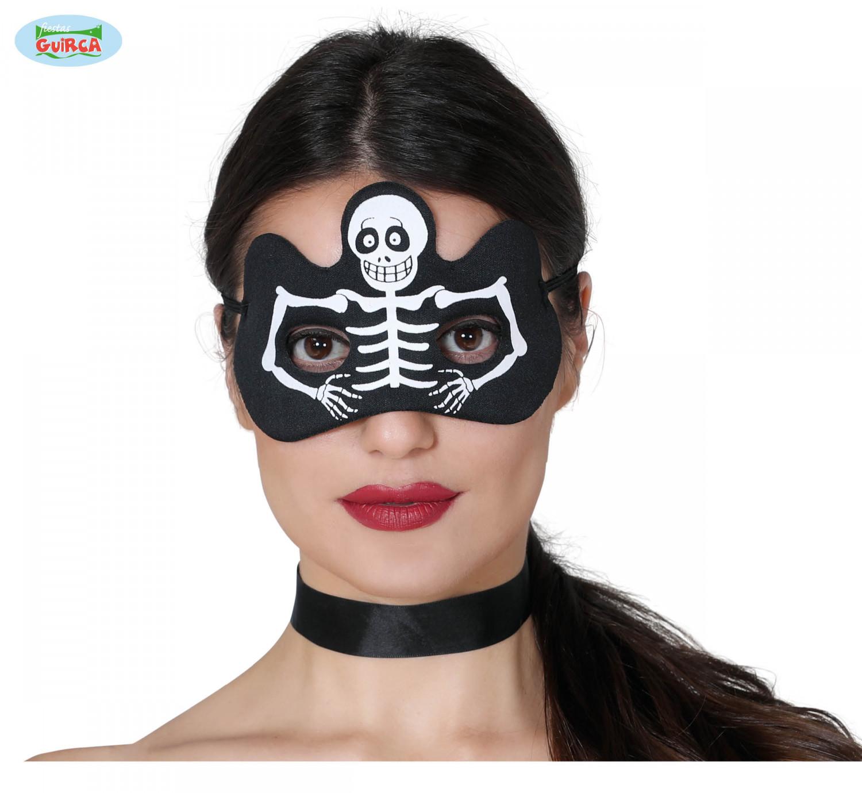 "Maska  na Halloween ""Szkieletor"""