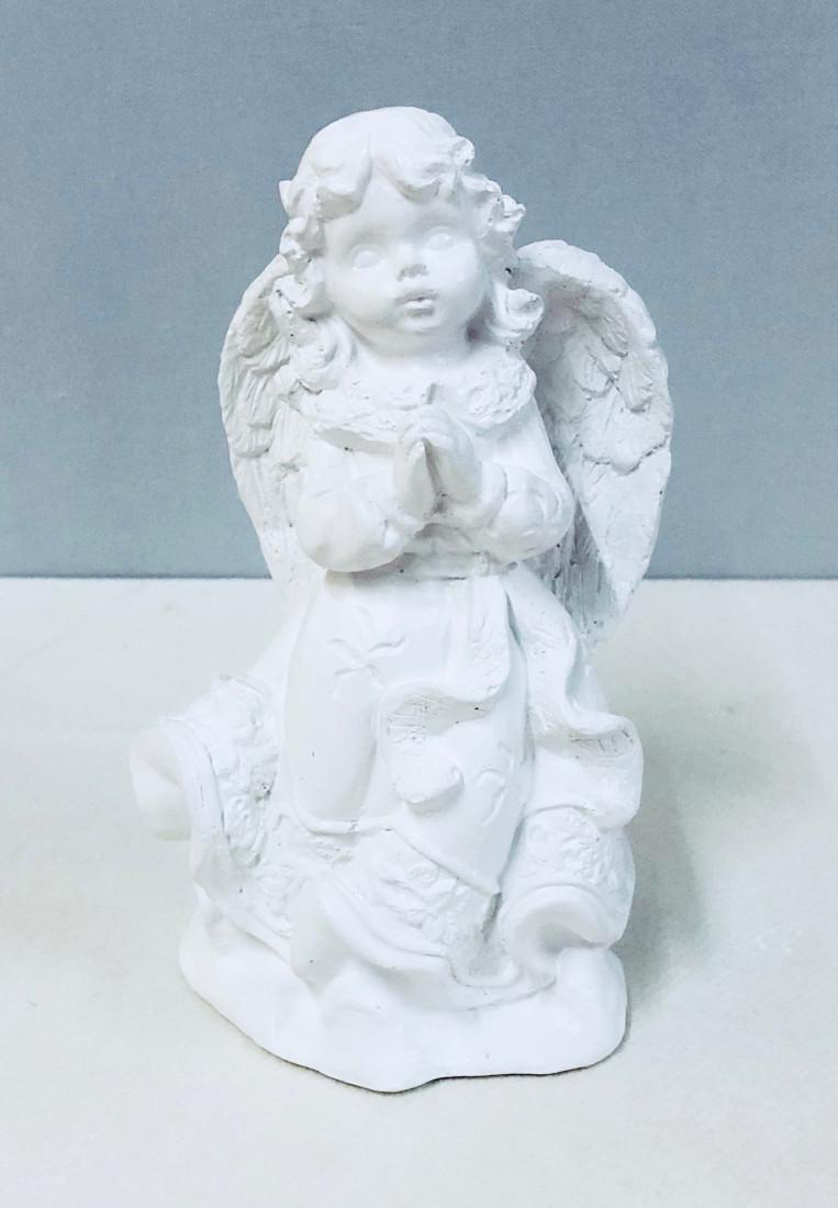Figurka gipsowa Anioł