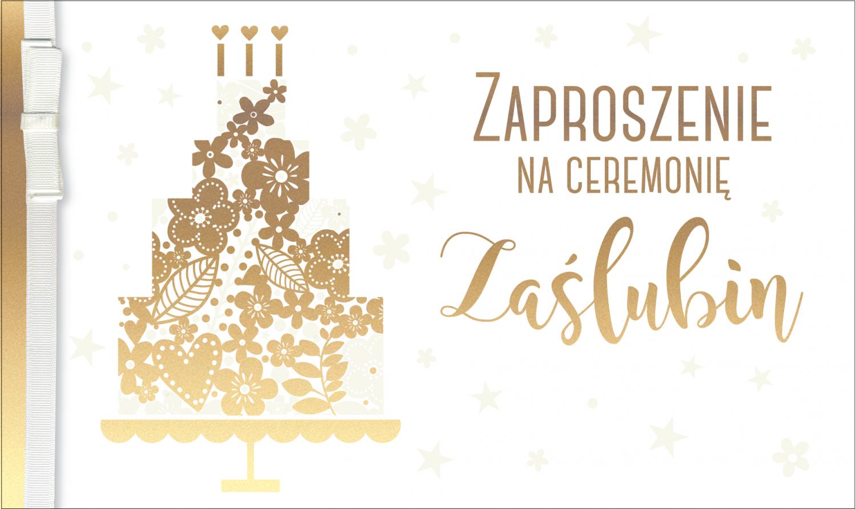 Zaproszenia ślubne / PMZ-043