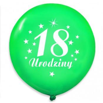 Balony na 18 urodziny / BAL13