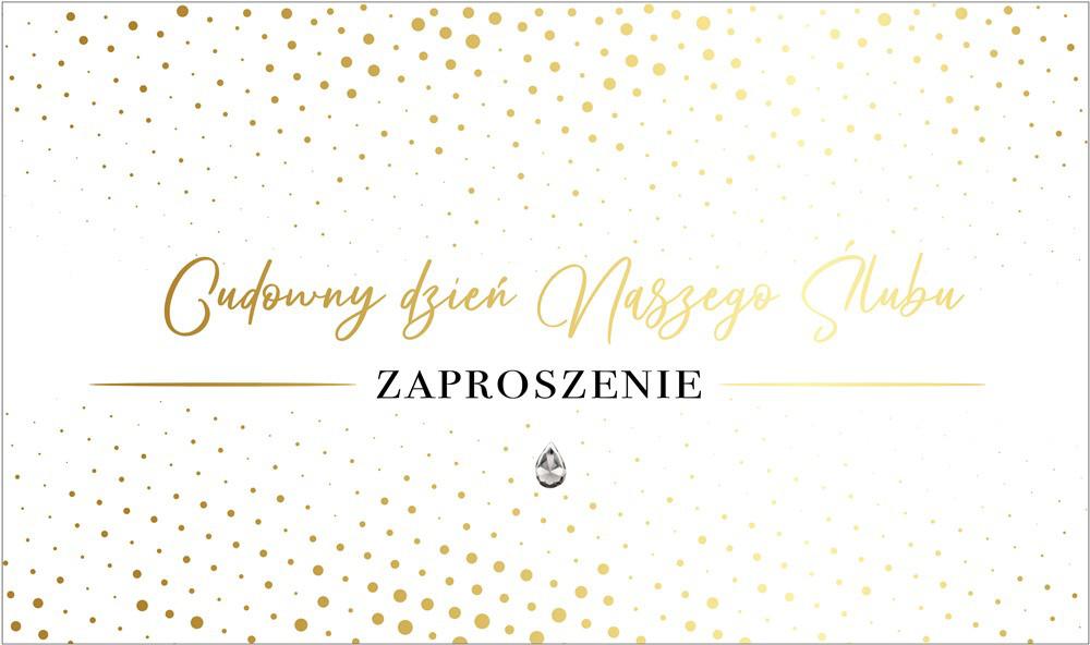 Zaproszenia ślubne / PMZ-079