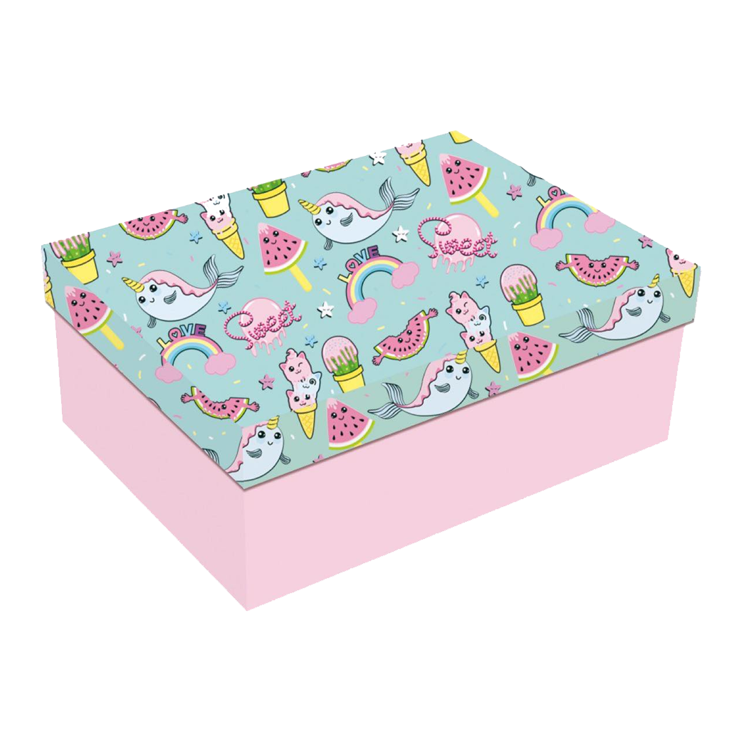 """Pudełko prezentowe """"Sweet"""" / 23x15,5x9cm"""