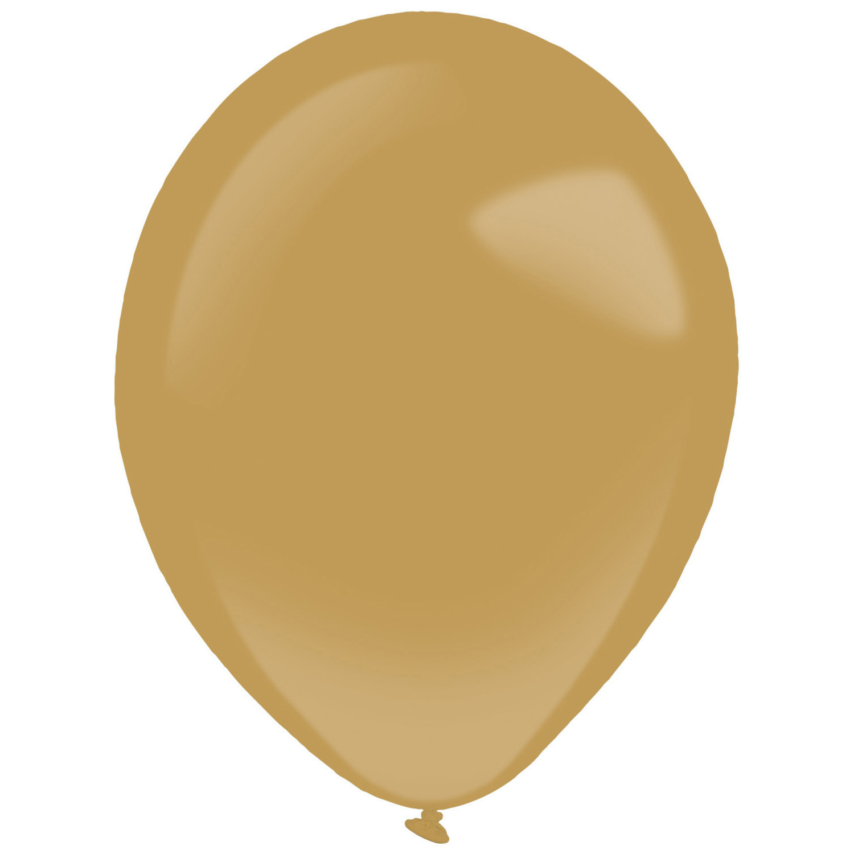 "Balony lateksowe ""Decorator"" Fashion Mocha Brown / 5""-13 cm"
