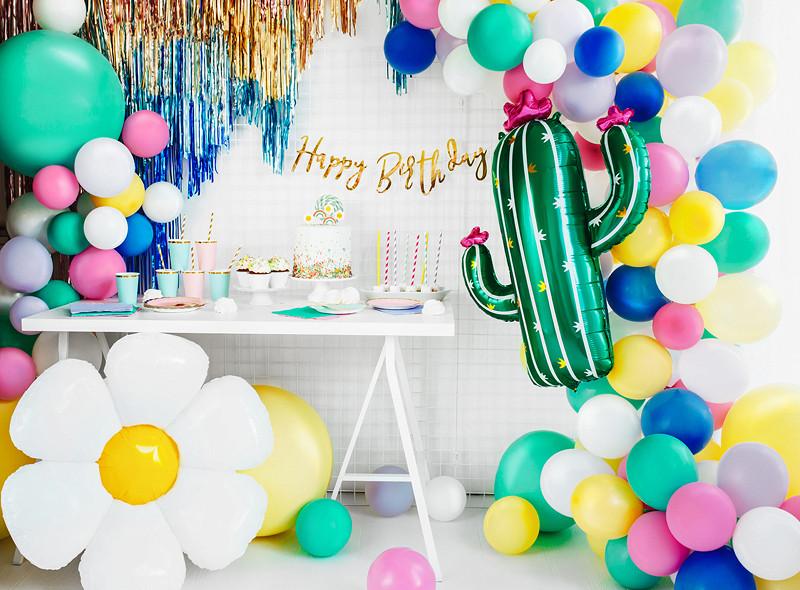 Świeczki urodzinowe Stokrotki