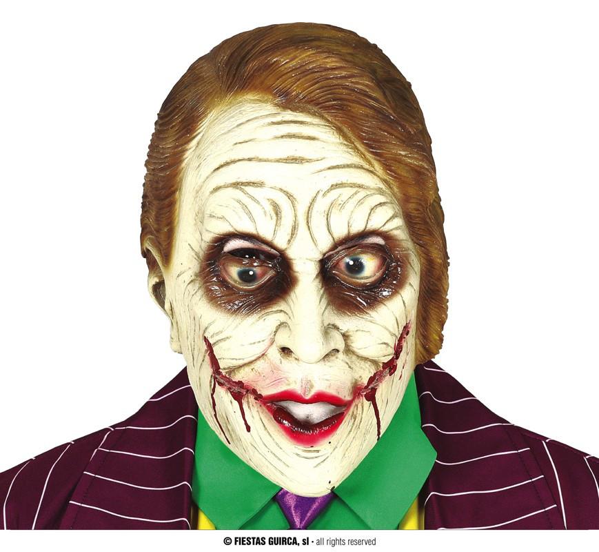 "Maska na Halloween ""Joker"" / 2231"