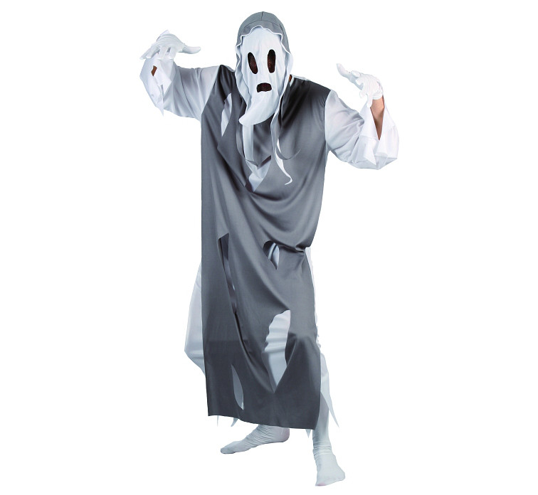 """Strój na Halloween """"Duch"""" / rozm.uniwersalny"""
