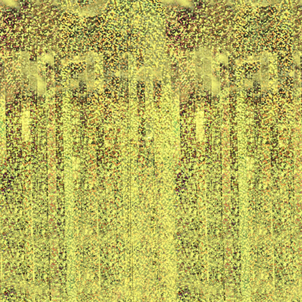 Kurtyna imprezowa złota holograficzna / 100x200 cm