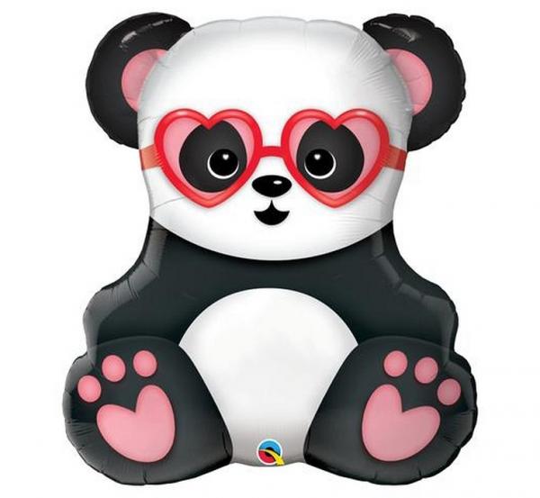 "Balon foliowy 32"" ""Panda Love"""