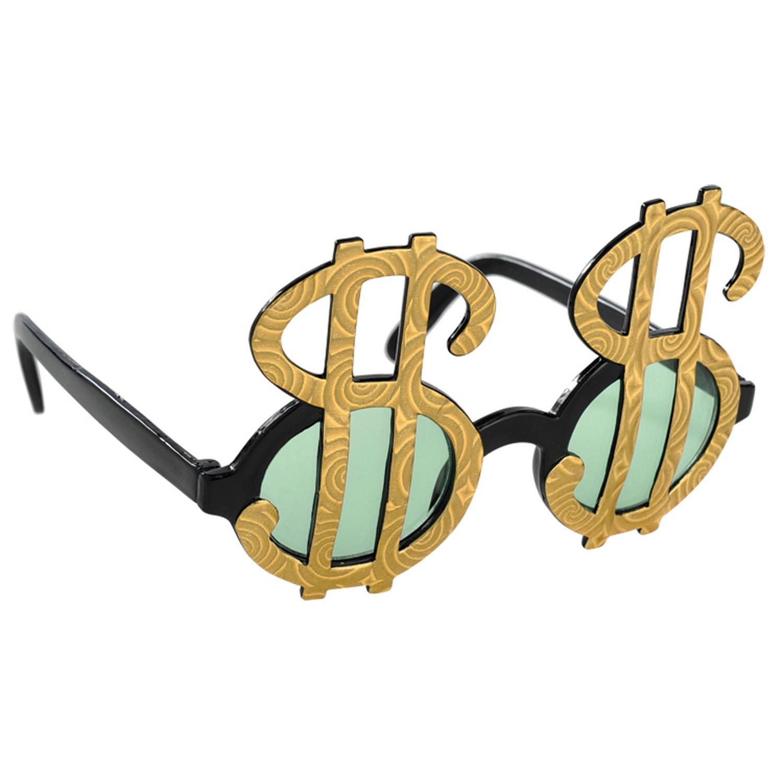 """Okulary imprezowe """"Dollar"""""""