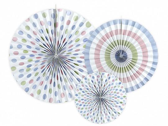 Rozety dekoracyjne, mix