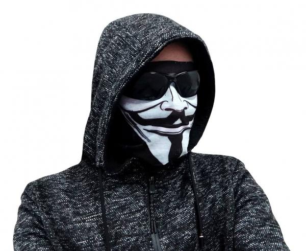 "Komin ""Maska Protestu"""