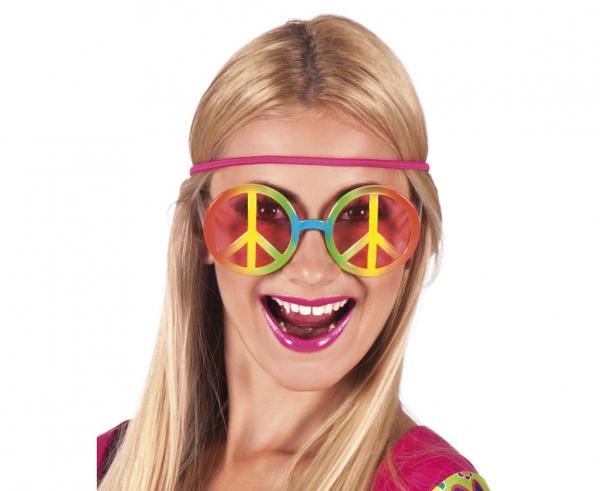 Okulary Hippie