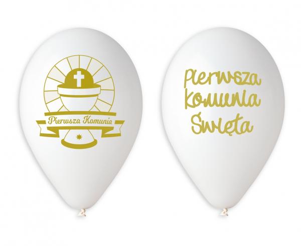 Balony Premium Pierwsza Komunia
